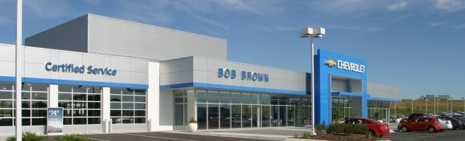 Bob Brown Chevrolet (Urbandale)
