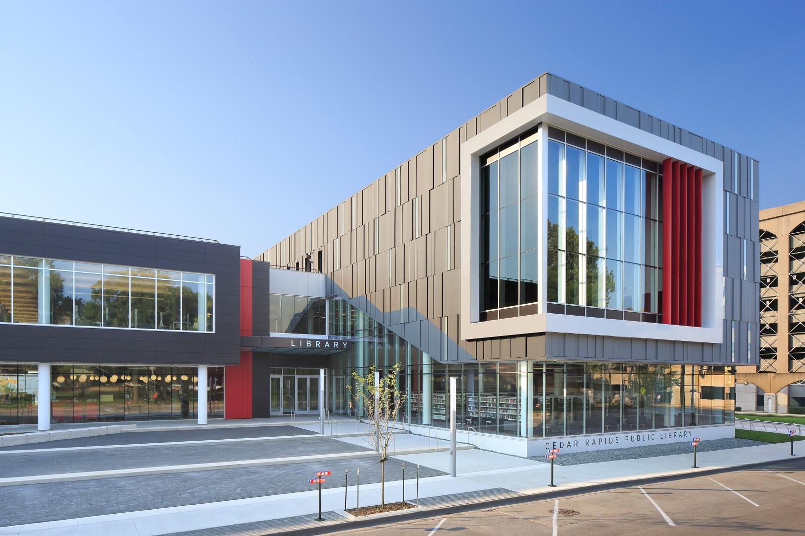 Cedar Rapids Public Library (Cedar Rapids)