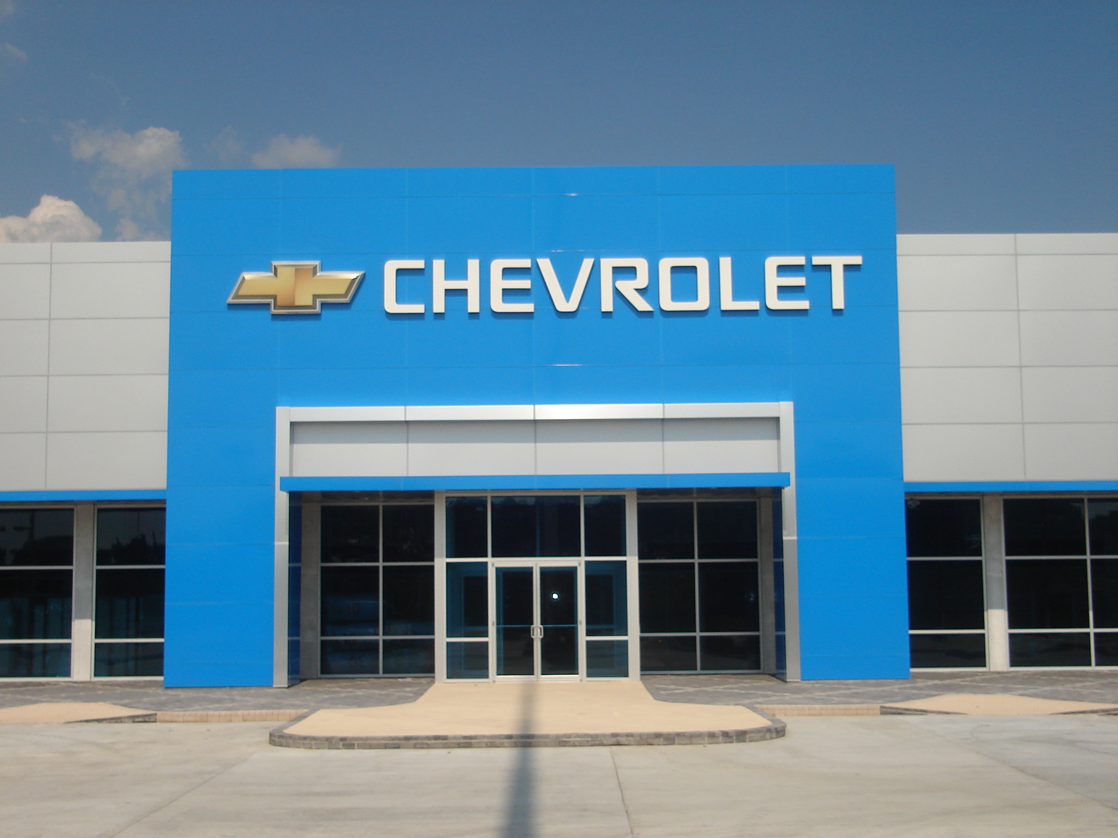 Chevrolet - Metal Design Systems