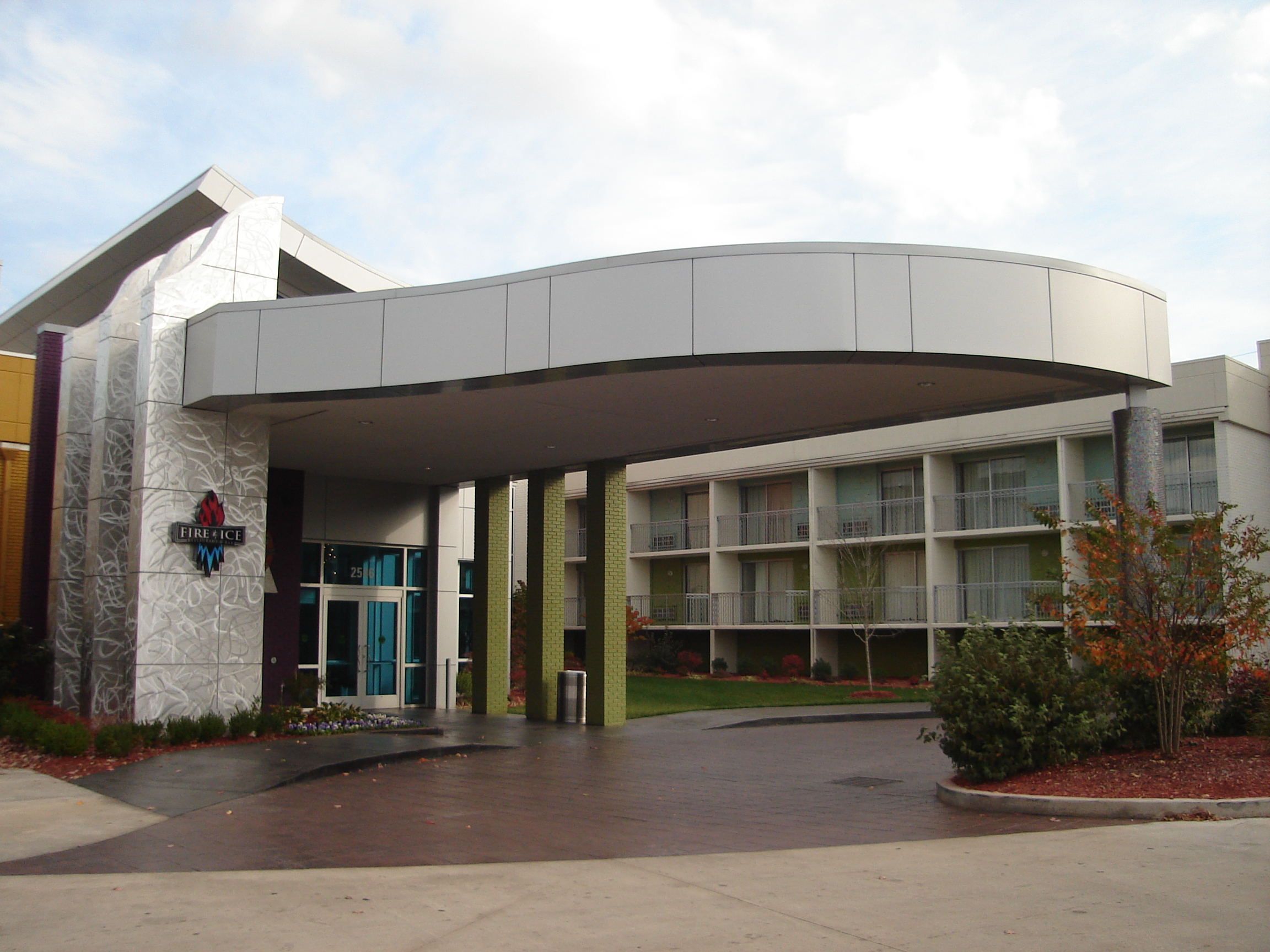 Oasis Inn and Convention Center (Springfield)