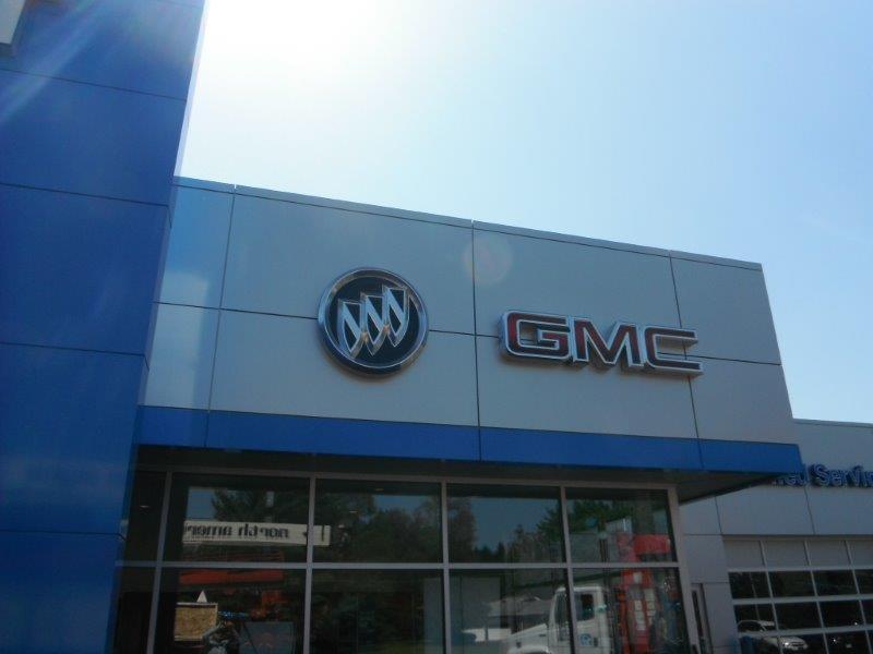 Wimberley Chevrolet, After ACM Remediation (Dowagiac)