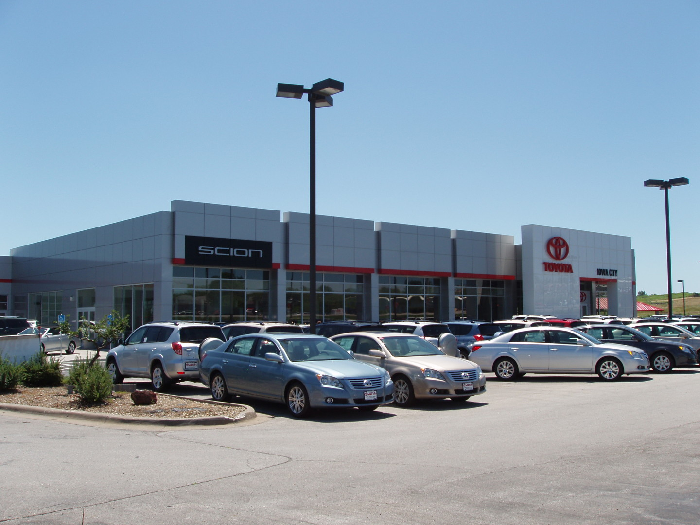 Rick Hendrick Toyota Of Fayetteville North Carolina