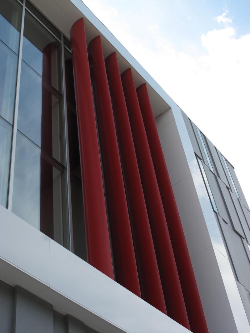 Cedar Rapids Public Library Metal Design Systems