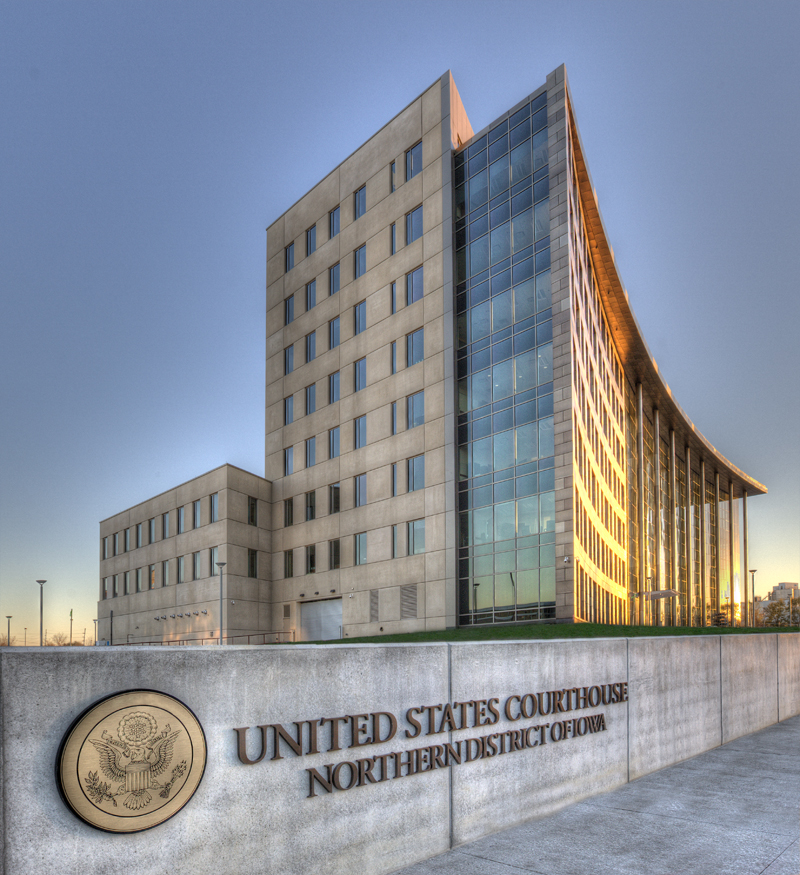 Federal Courthouse (Cedar Rapids)