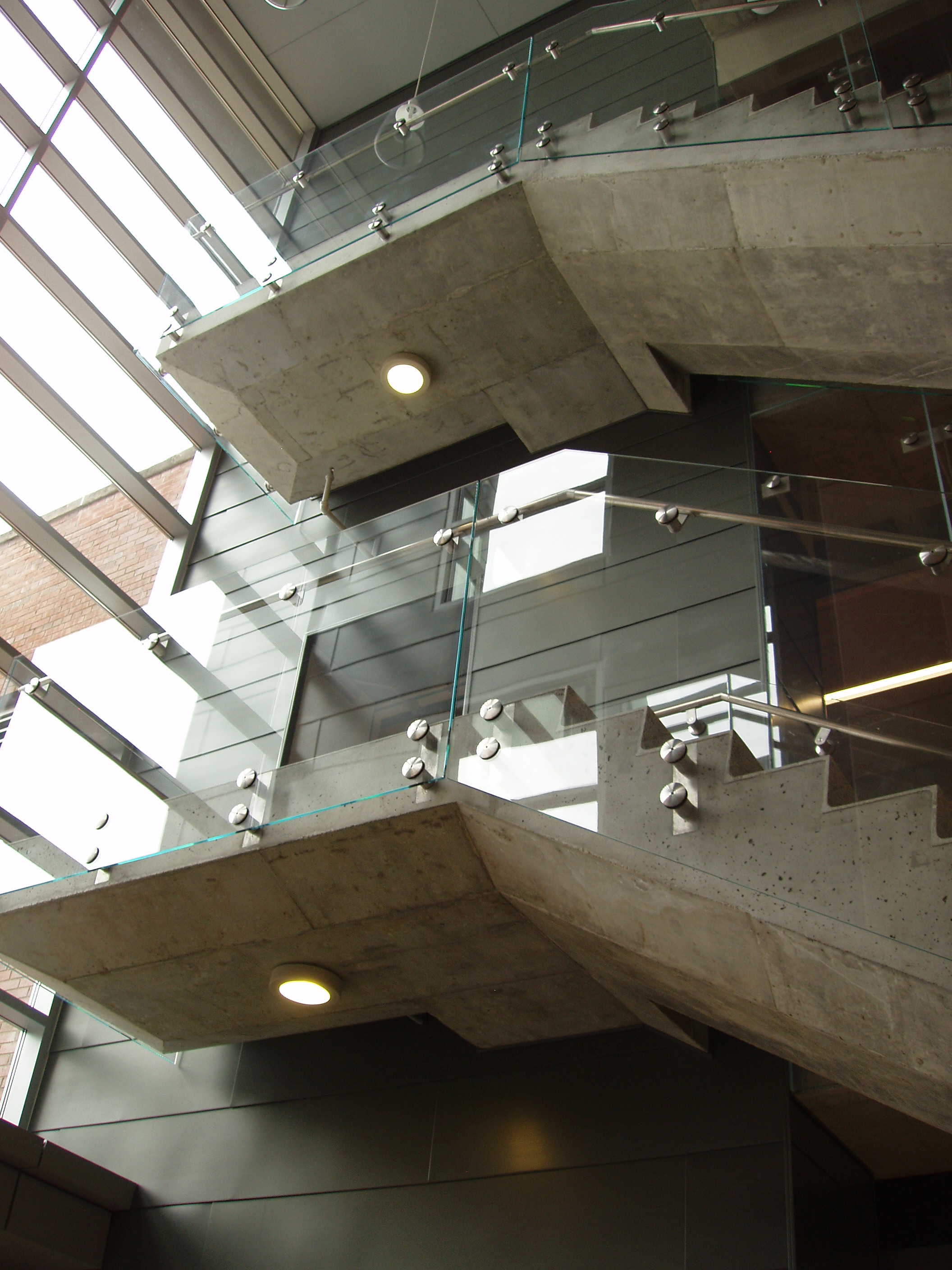 Isu Coover Hall Metal Design Systems