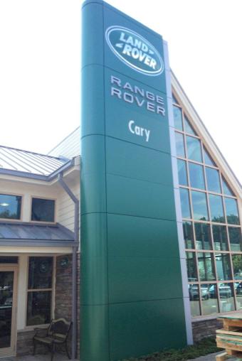 Cary Land Rover (Cary)