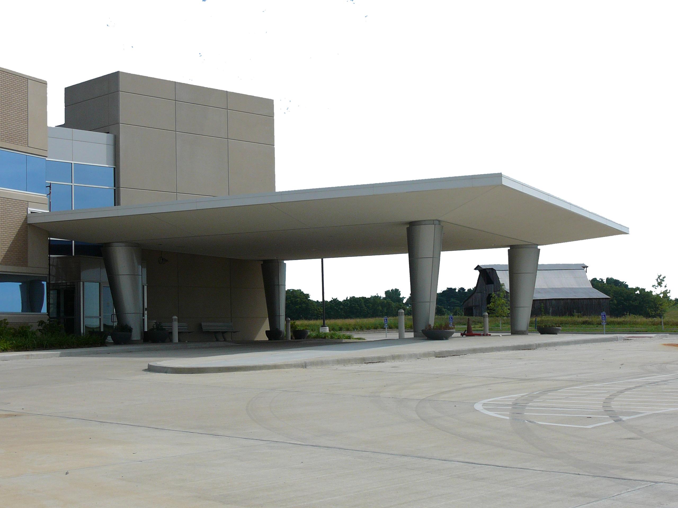 Southeast Missouri Hospital Metal Design Systems