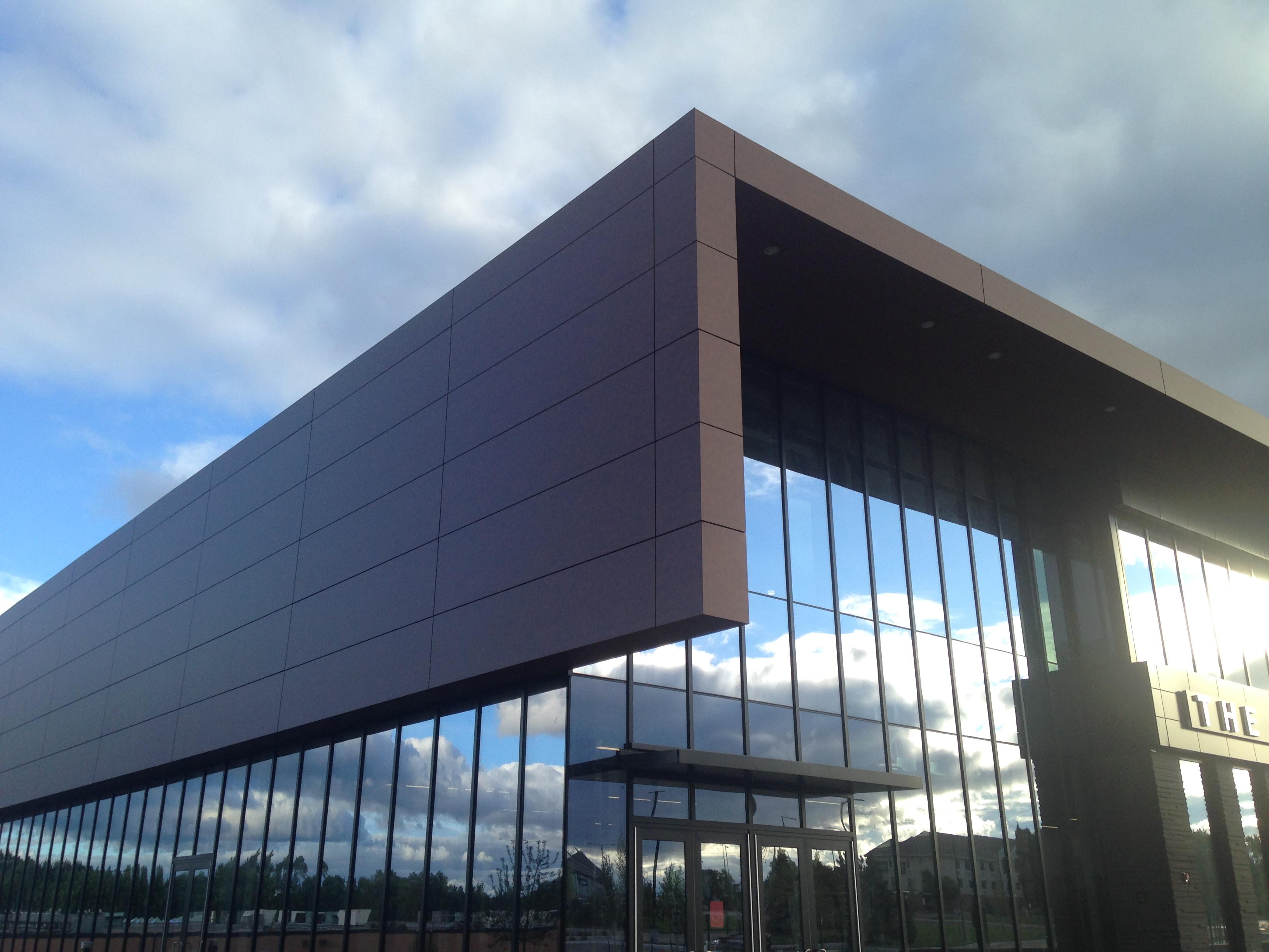 Toro Company Headquarters Metal Design Systems