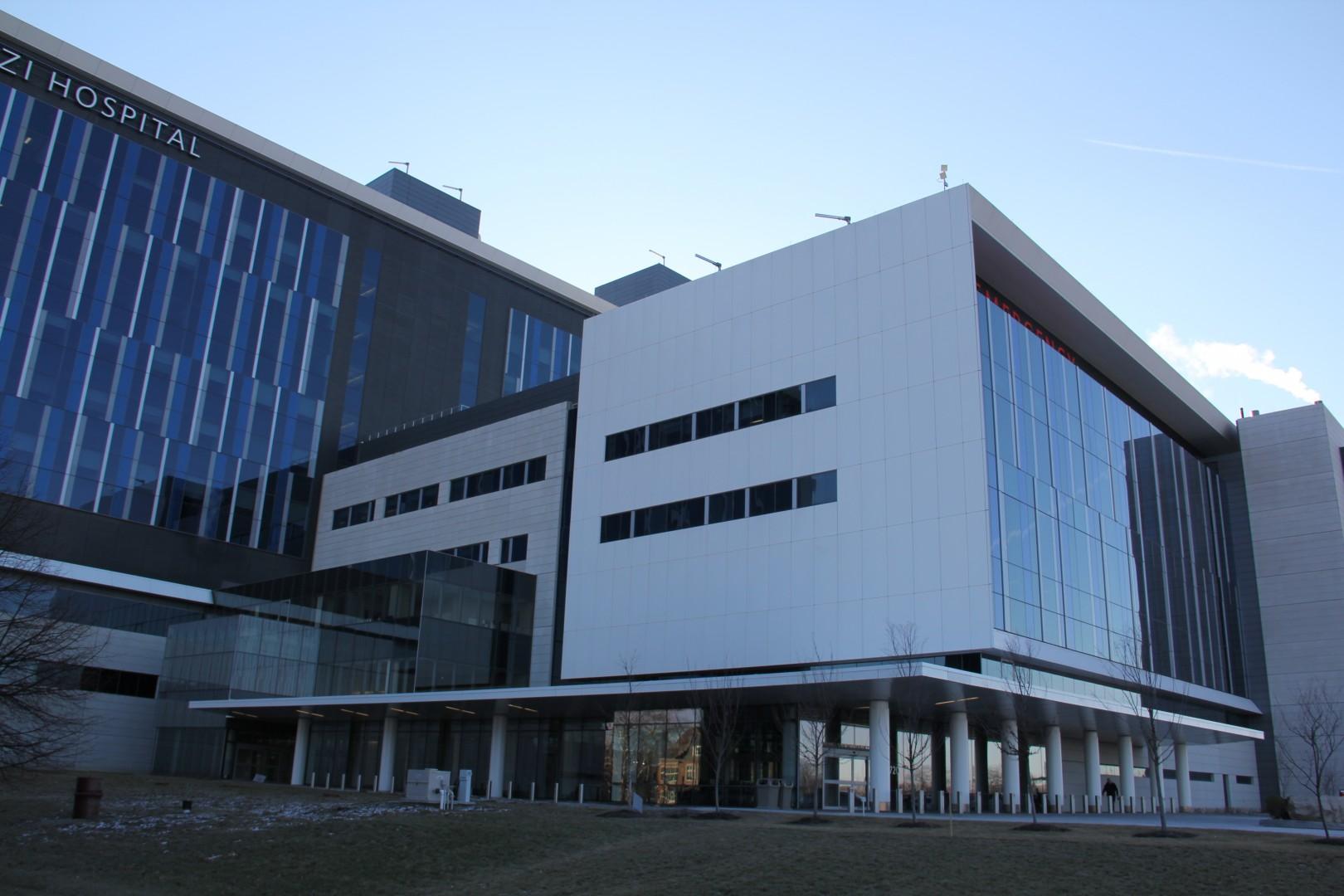 Eskenazi Hospital (Indianapolis)