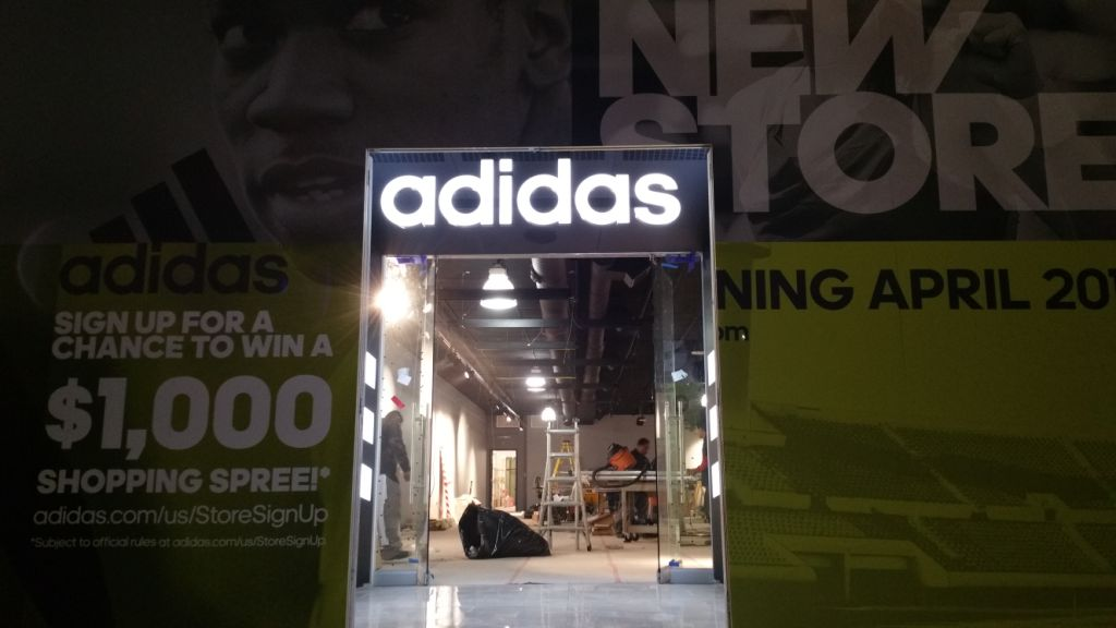 Adidas (Culver City) - Metal Design Systems 92aa21142f20d