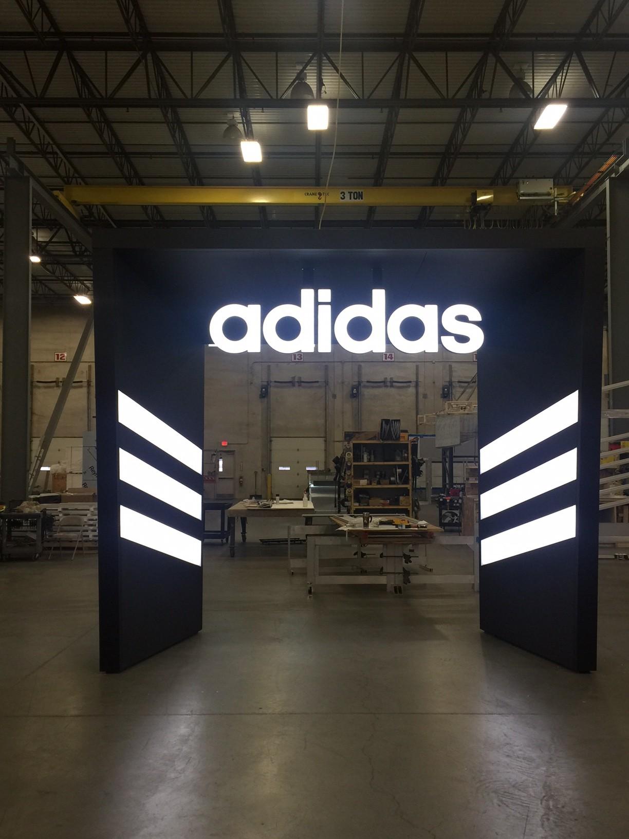 Adidas Prototype
