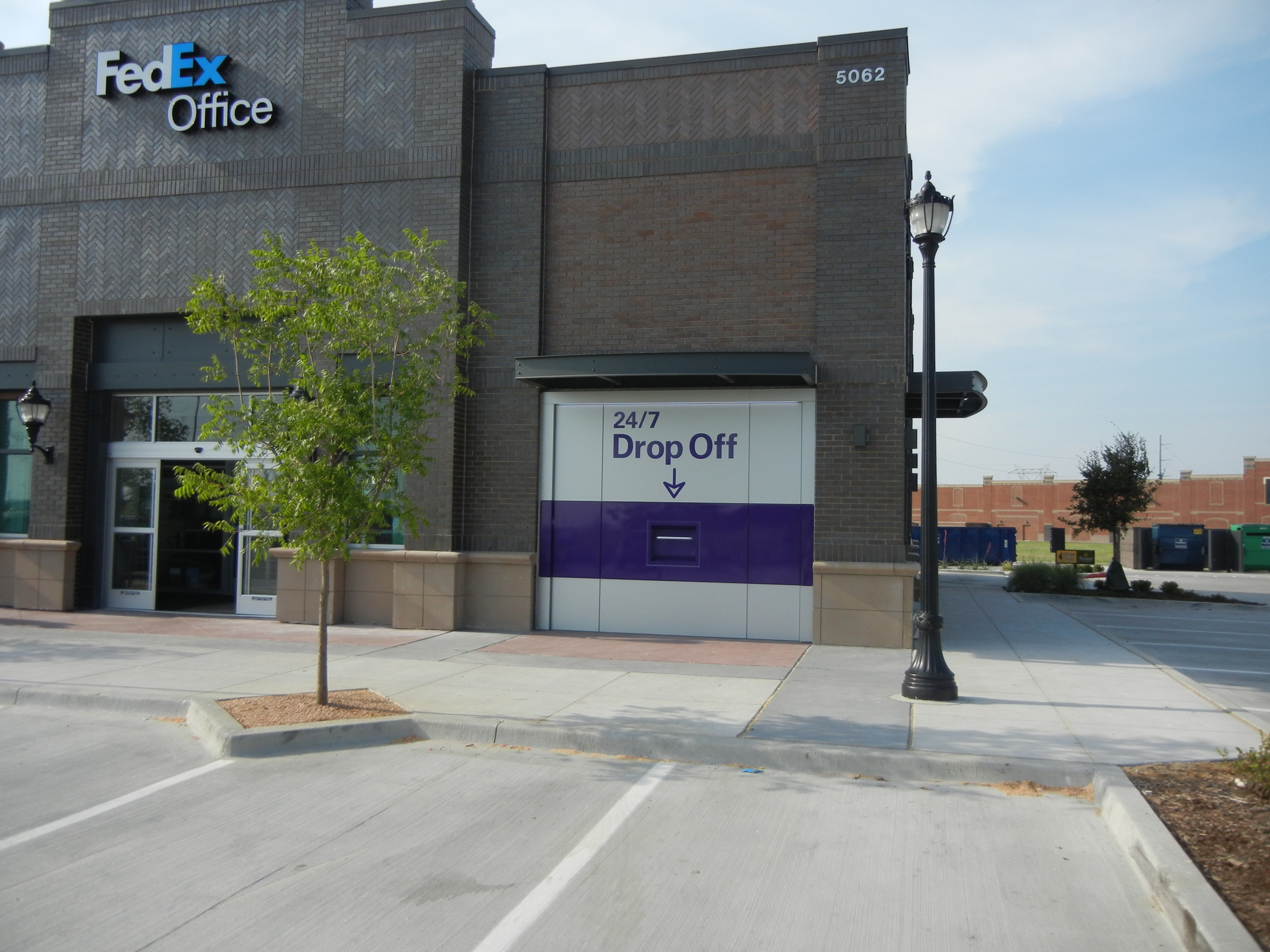 FedEx (Frisco)
