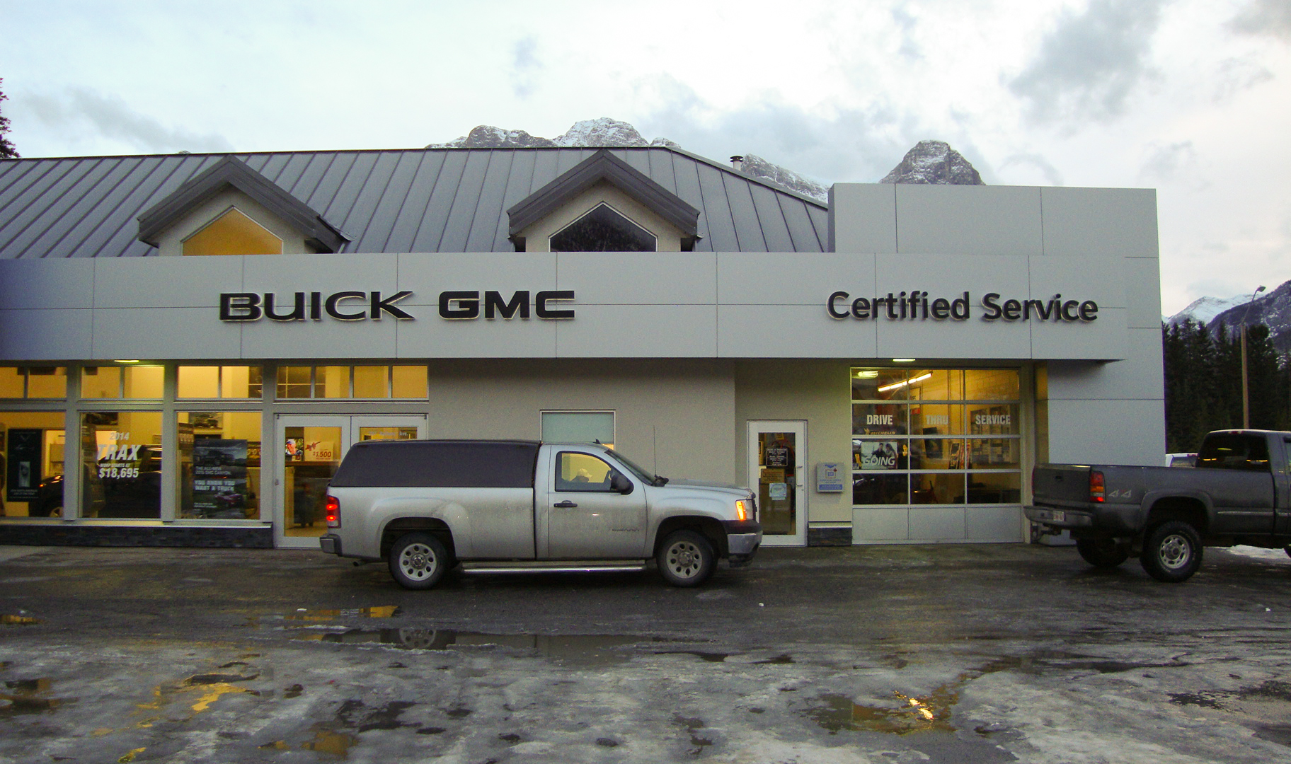 General Motors Corporation Canada Metal Design Systems