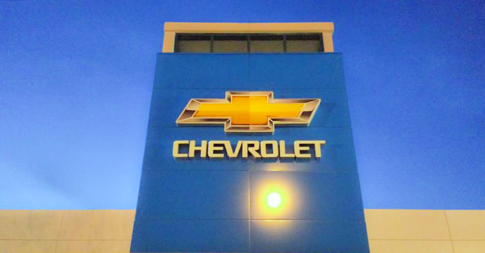 Wheaton Chevrolet (Regina)
