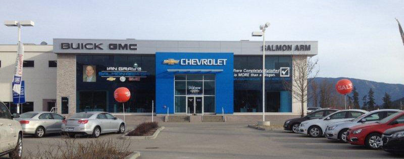 Salmon Arm GMC (Salmon Arm)