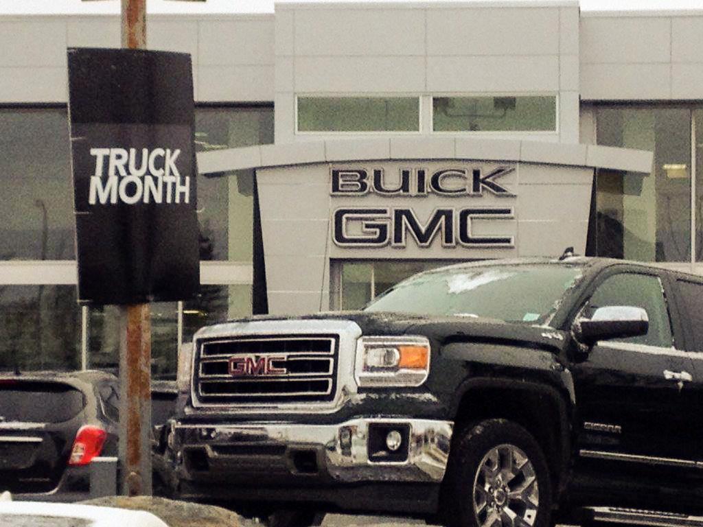 Western Buick GMC (Edmonton)