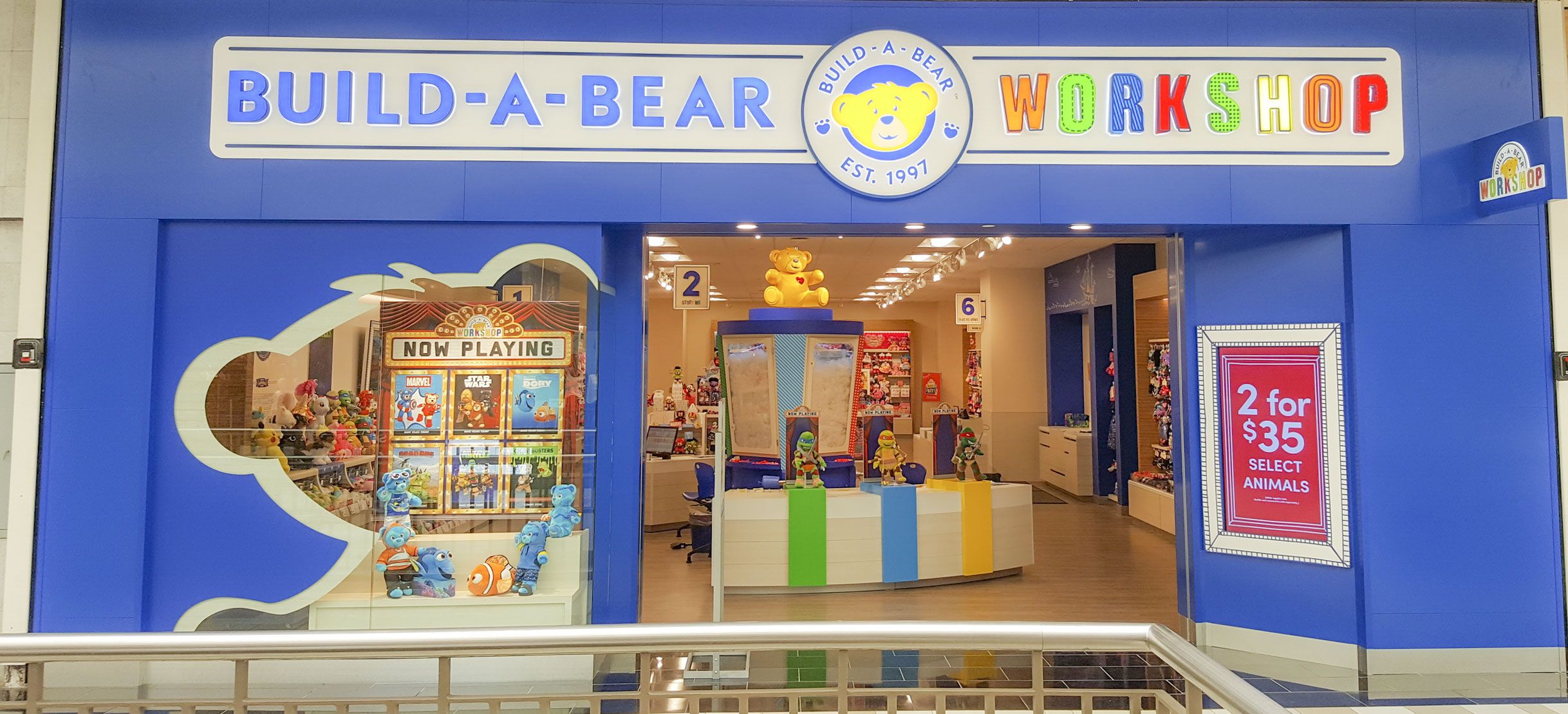 Build A Bear Workshop El Paso Tx