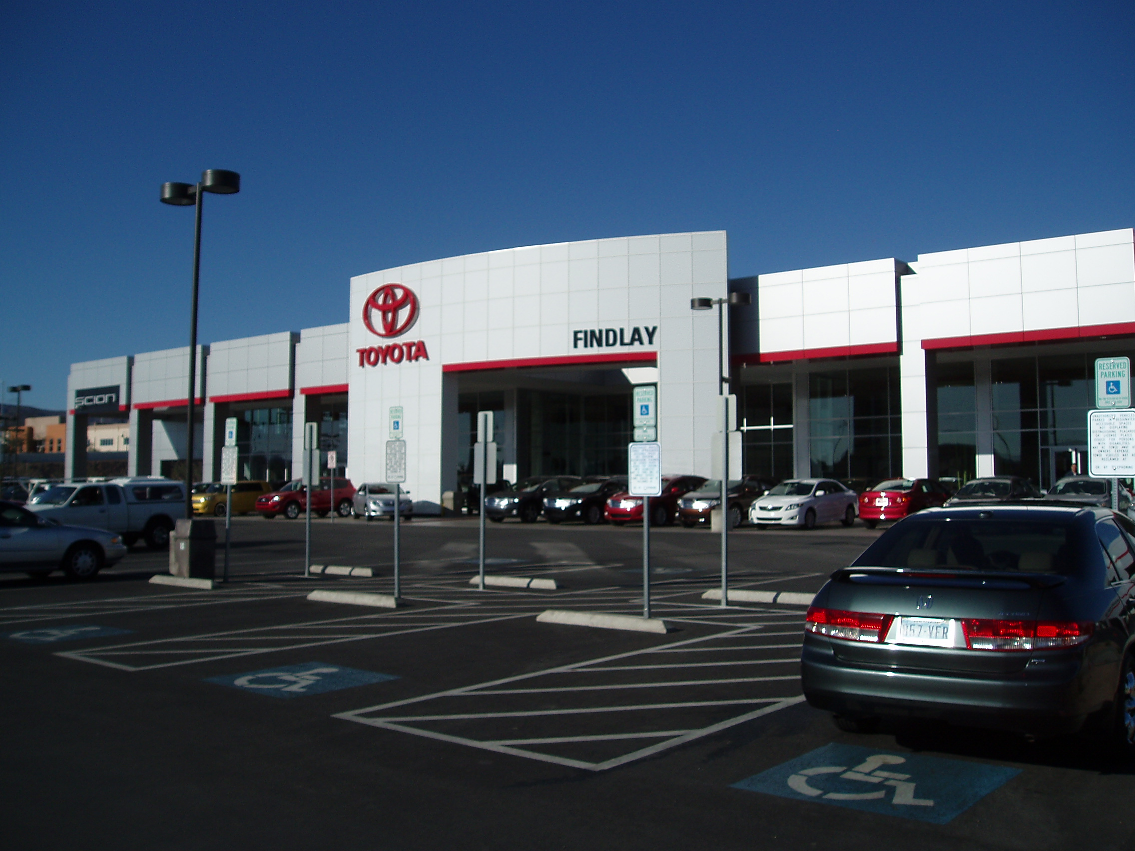 Findlay Toyota Henderson >> Toyota Metal Design Systems