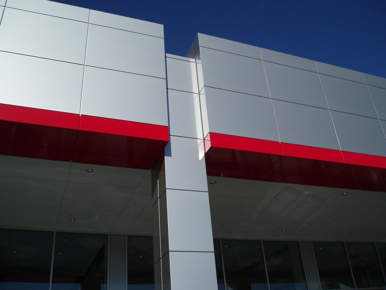 Findlay Toyota Henderson >> Toyota - Metal Design Systems