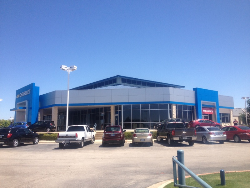 Don Hewlett Chevrolet (Georgetown)