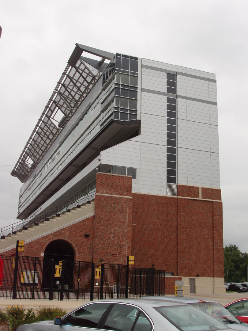 University of Iowa Kinnick Stadium (Iowa City)