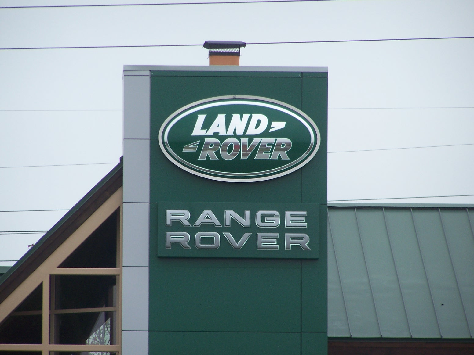 Land Rover-Lake Bluff (Lake Bluff)