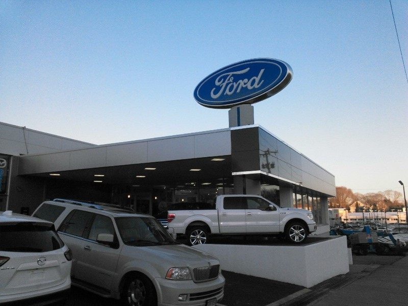 Whaling City Ford (New London)