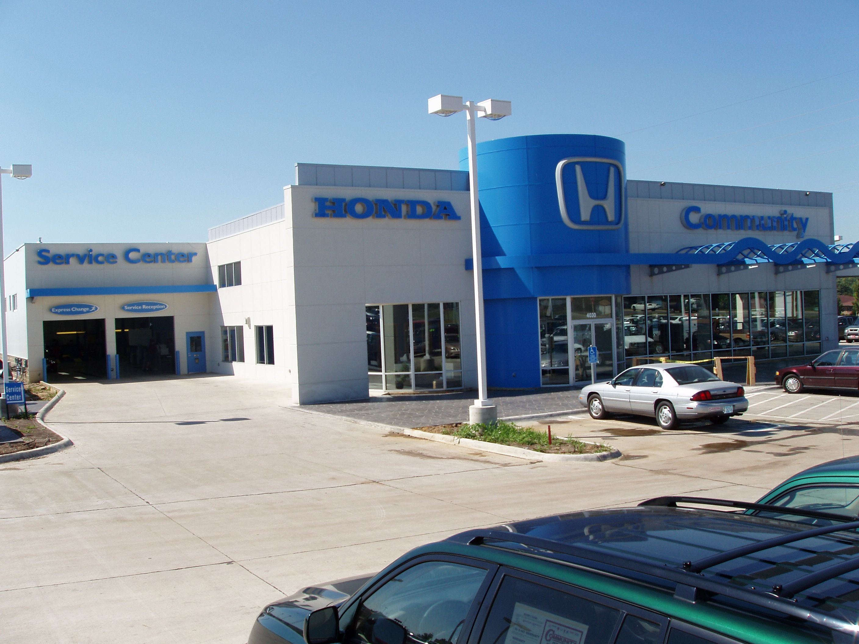 Community Honda (Waterloo)