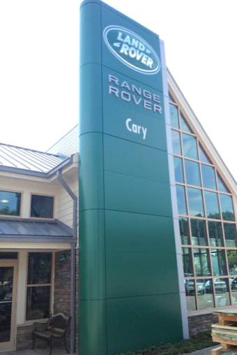 Cary Land Rover (Cary)