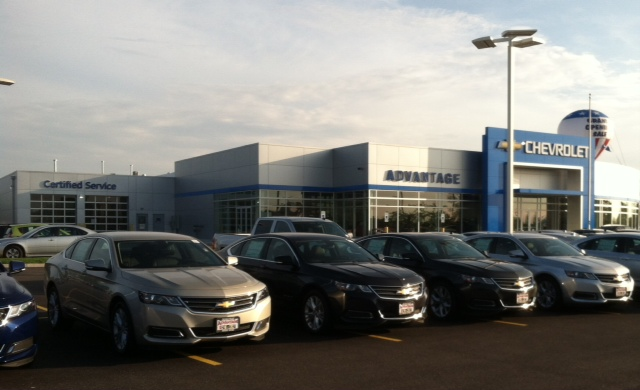 Advantage Chevrolet (Bolingbrook)