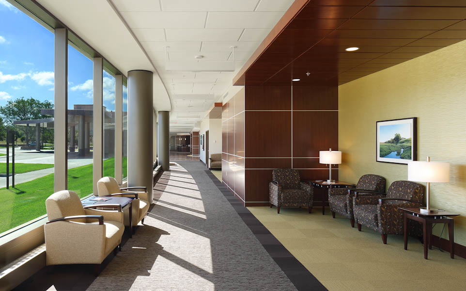 Mercy Hall Perrine Cancer Center (Cedar Rapids)