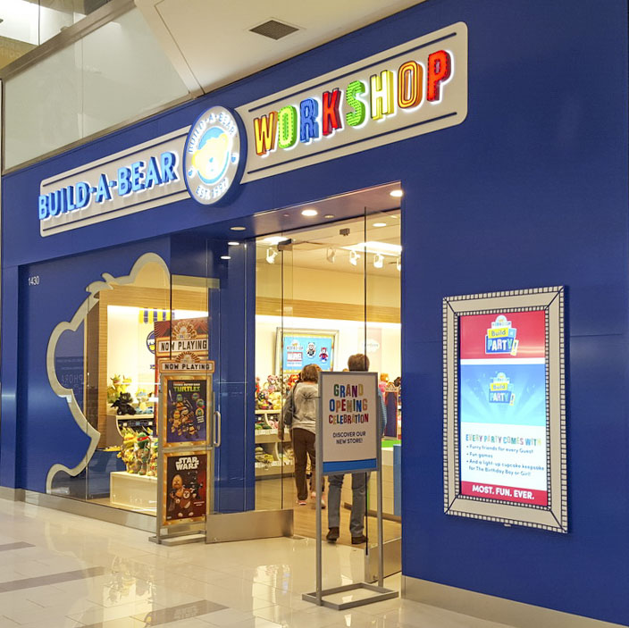 Build-A-Bear Workshop (Culver City)