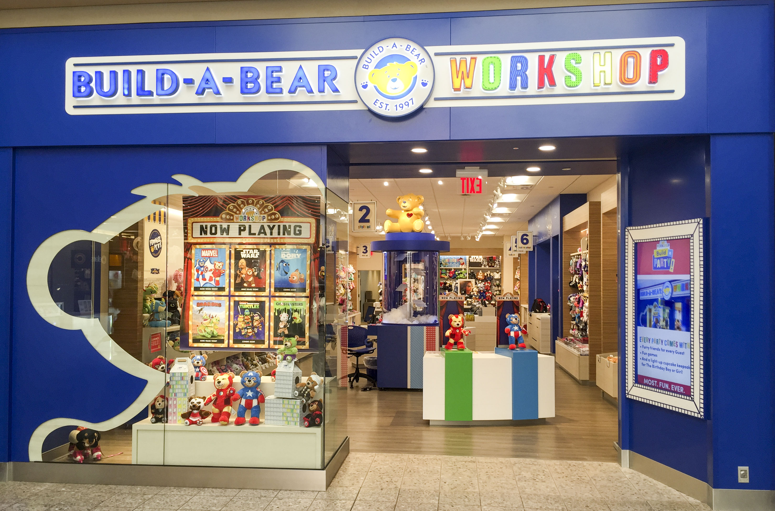 Build-A-Bear Workshop (Evansville)