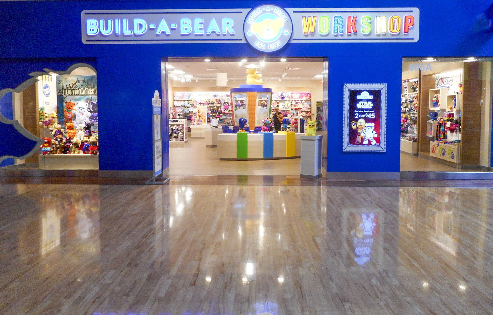 Build-A-Bear Workshop (Katy Mills)