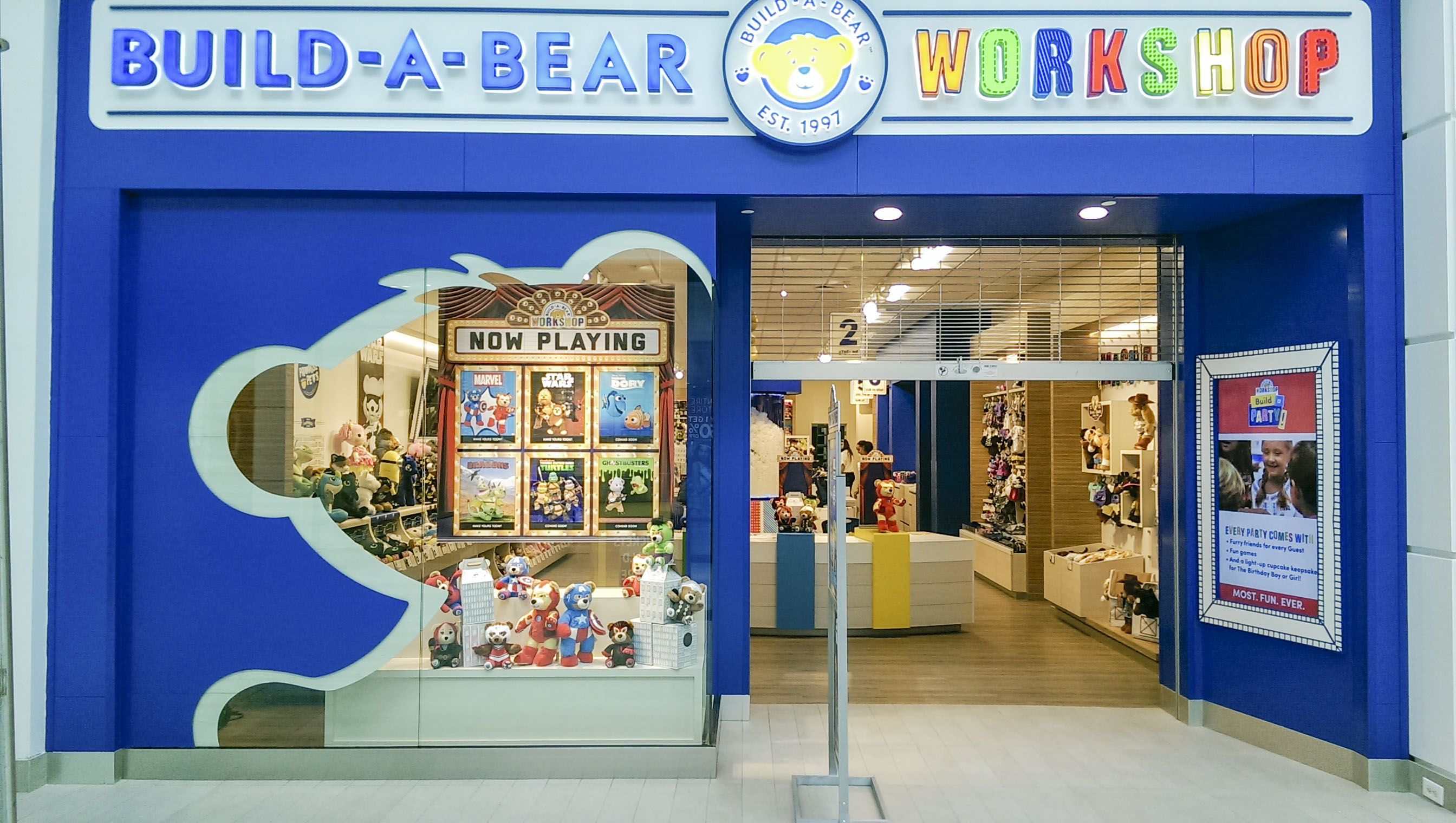 Build-A-Bear Workshop (Menlo Park)