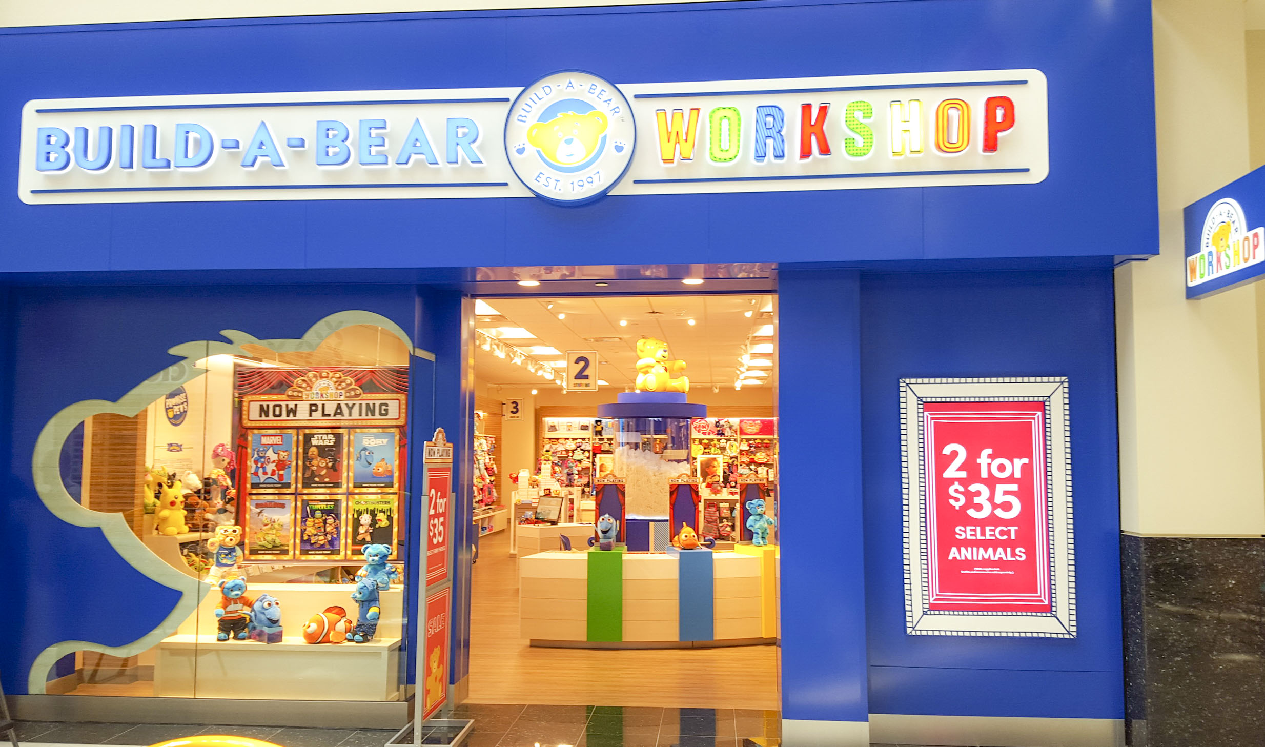 Build-A-Bear Workshop (Northridge)